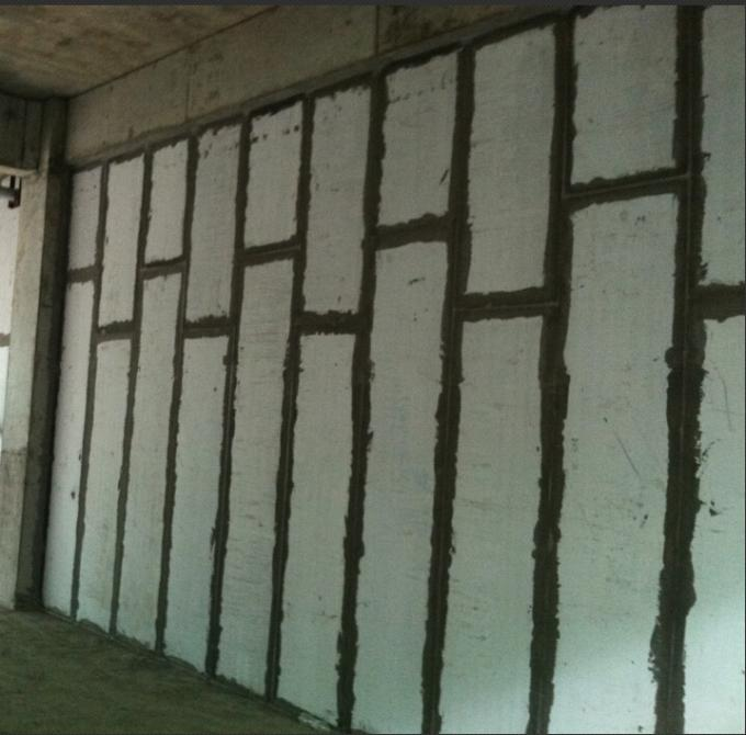 Structural Insulated Lightweight Interior Wall Panels / Industrial Partition Walls