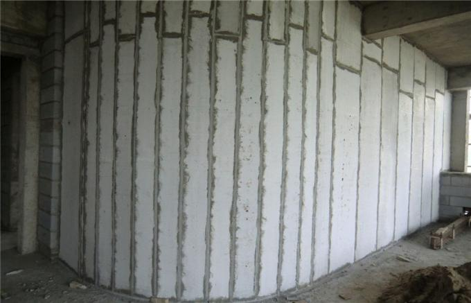 Hollow Core Fibers / MgO Prefab Insulated Wall Panels , Precast Concrete Wall Panel