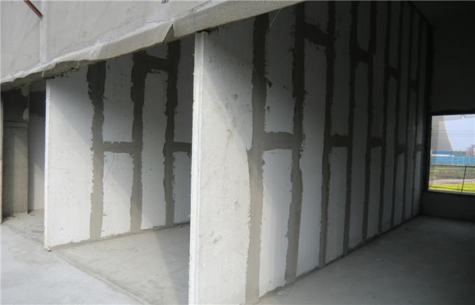 Sound thermal insulation prefabricated interior wall for Fireproof wall insulation