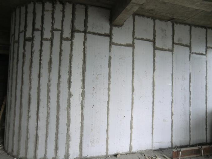 Prefab Insulated Wall Panels : Structural insulated hollow core mgo prefabricated