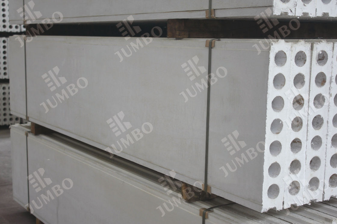 Fire proof precast lightweight wall panels for gypsun - Interior wall sheeting materials ...