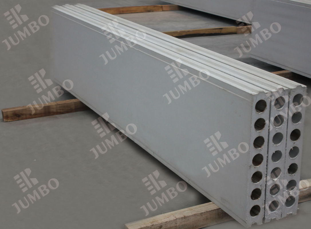 Precast Building Hollow Core Wall Panels Lightweight