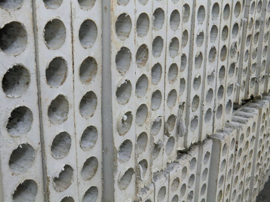 Thermal Insulation Precast Hollow Core Wall Panels For