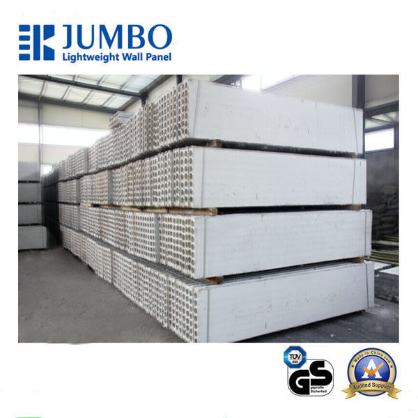 Fireproof Hollow Core Lightweight Interior Wall Panels For Comercial And Industrial Building