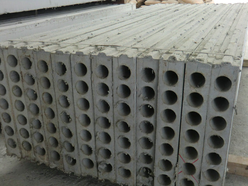 Prefab Concrete Walls : Hollow core fibers mgo prefab insulated wall panels