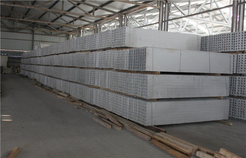 Residential Building Sound Insulation Mgo Lightweight Wall