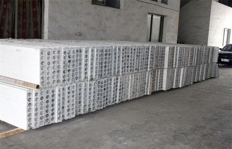 Sound Proof Inner Partition Hollow Core Wall Panels