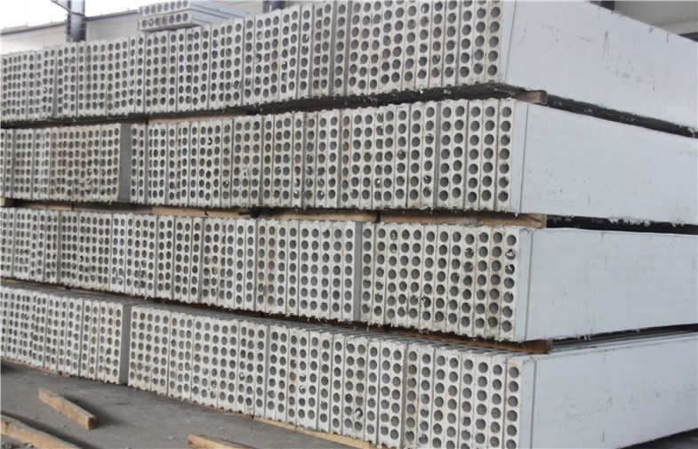 Sound Insulation Precast Lightweight Interior Wall Panels For Residential Buildings