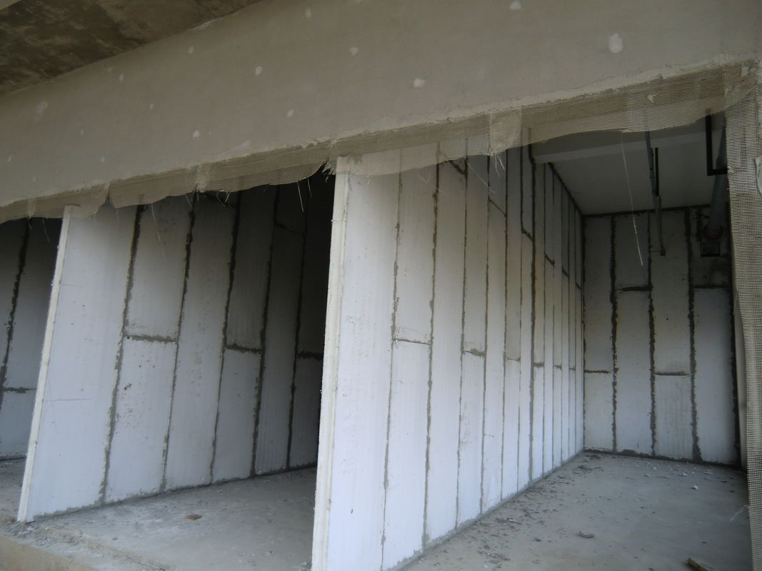 Fly Ash Concrete >> Fire Resistant Light Weight Precast Hollow Core Wall ...