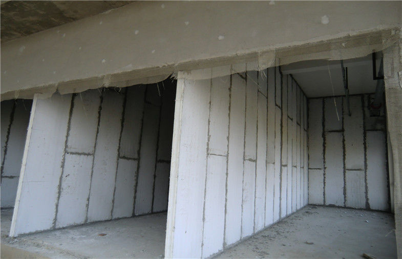 Prefabricated Mgo Fibers Lightweight Partition Walls For