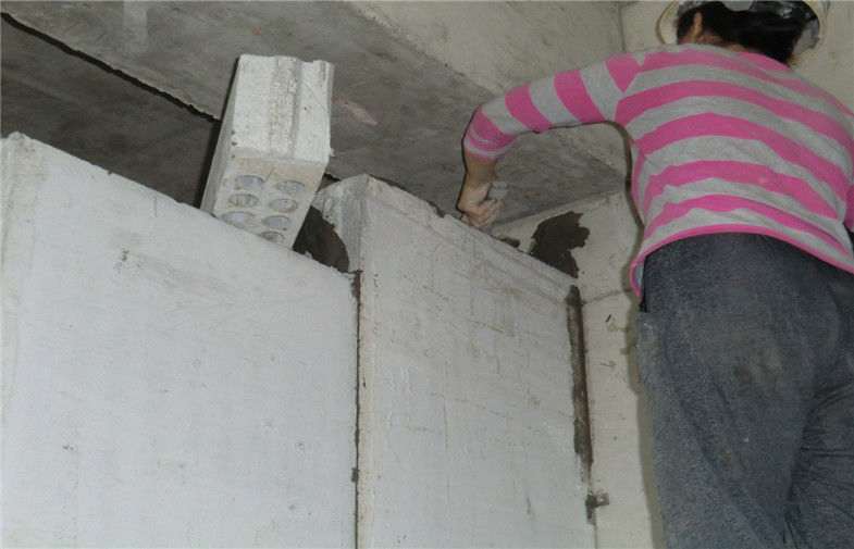 Prefab Sound Insulation Lightweight Interior Wall Panels For Commercial Buildings