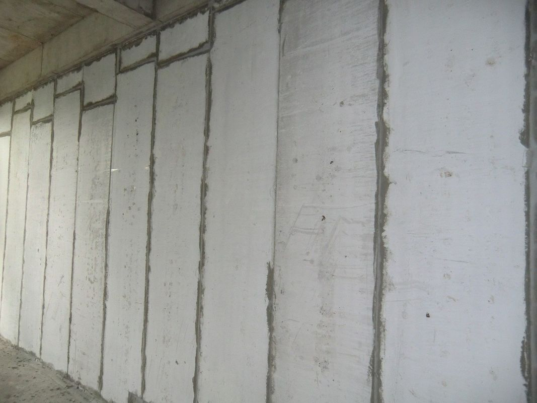 High Density Partition Wall Hollow Core Concrete Panels