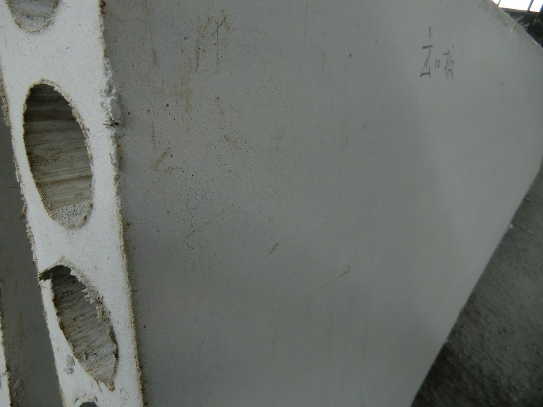 Mgo Fiber Hollow Core Lightweight Concrete Wall Panel