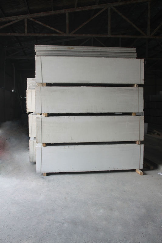 sturdy hollow core prefab concrete wall panels fireproof soundproof partition wall