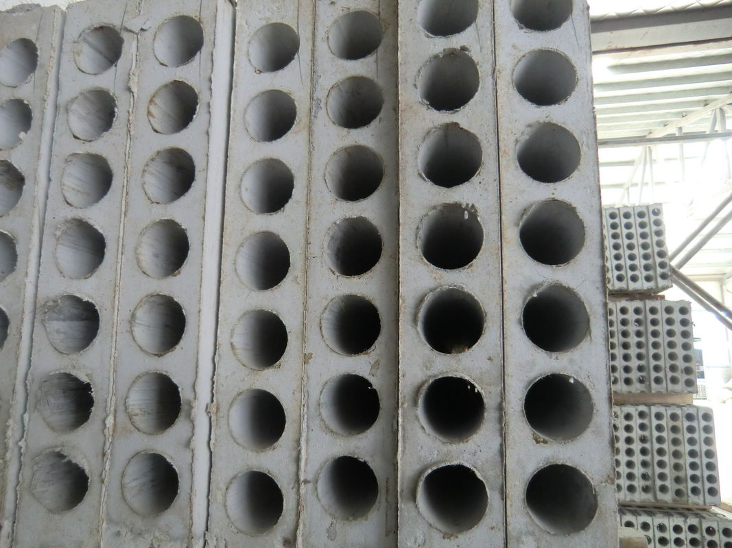 prefab interior hollow core concrete panels for partition wall